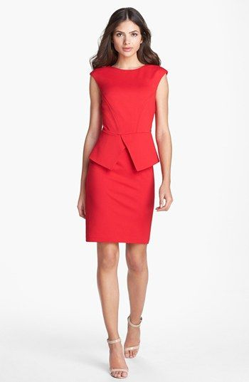 Top 5 Red Pageant Interview Dresses | Interview Lady in red and No matter what