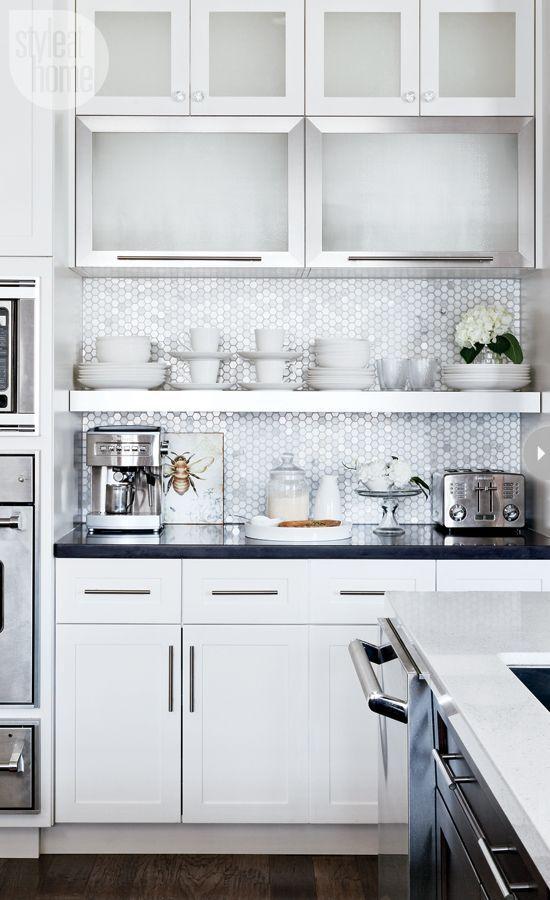 Terapia Decoración | Cómo el estilo de sus gabinetes de cocina - El Decorista