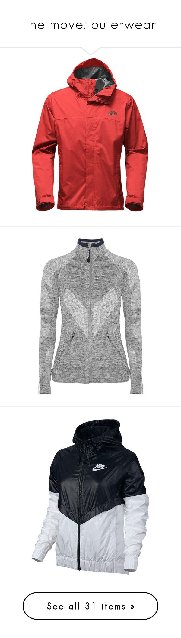 """""""the move: outerwear"""" by soyyolanda ❤ liked on Polyvore featuring men's fashion, men's clothing, men's outerwear, men's jackets, mens jackets, mens waterproof jacket, mens lightweight jacket, the north face mens jackets, men's lightweight rain jacket and grey"""