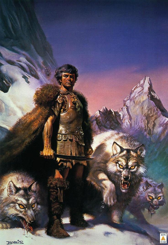 Boris vallejo 80s fantasy art design scifi fantasy