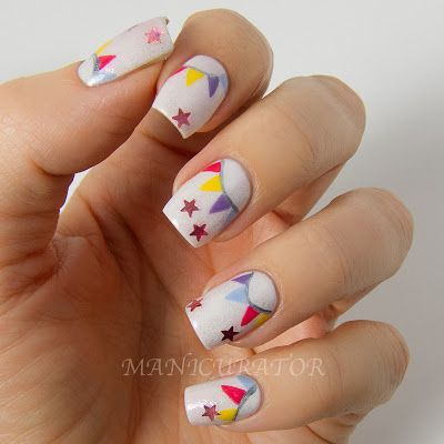 Best 10+ Carnival nails ideas on Pinterest