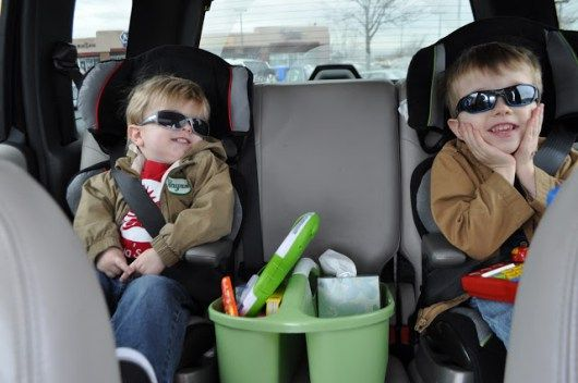 Car Tips and Hacks for Traveling with Kids