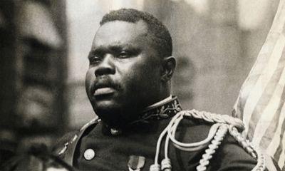 US Slave: Marcus Garvey, Speech: The East St. Louis Massacre 1917