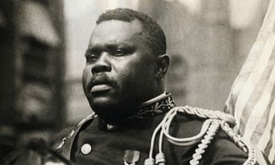 US Slave: Marcus Garvey, Speech: The East St. Louis Massacre 1917