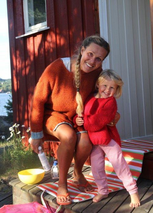 Skappel-genser til barn