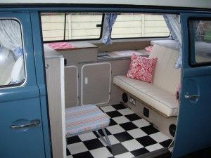 So hope my rented VW campervan in September is like this.