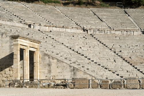 Even though it dates back to ancient Greece theatre still remains a timeless value. #theatreday #dreams