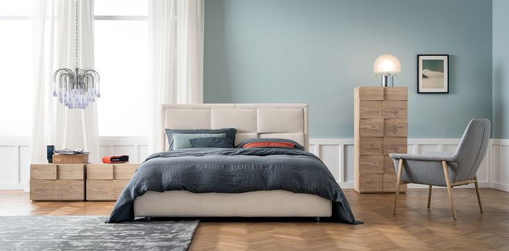 Tip Tap #letto #bed #letto imbottito #padded bed
