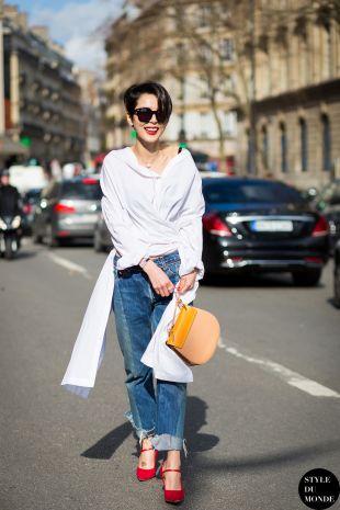 NaYoung Keem Street Style Street Fashion Streetsnaps by STYLEDUMONDE Street Style Fashion Blog