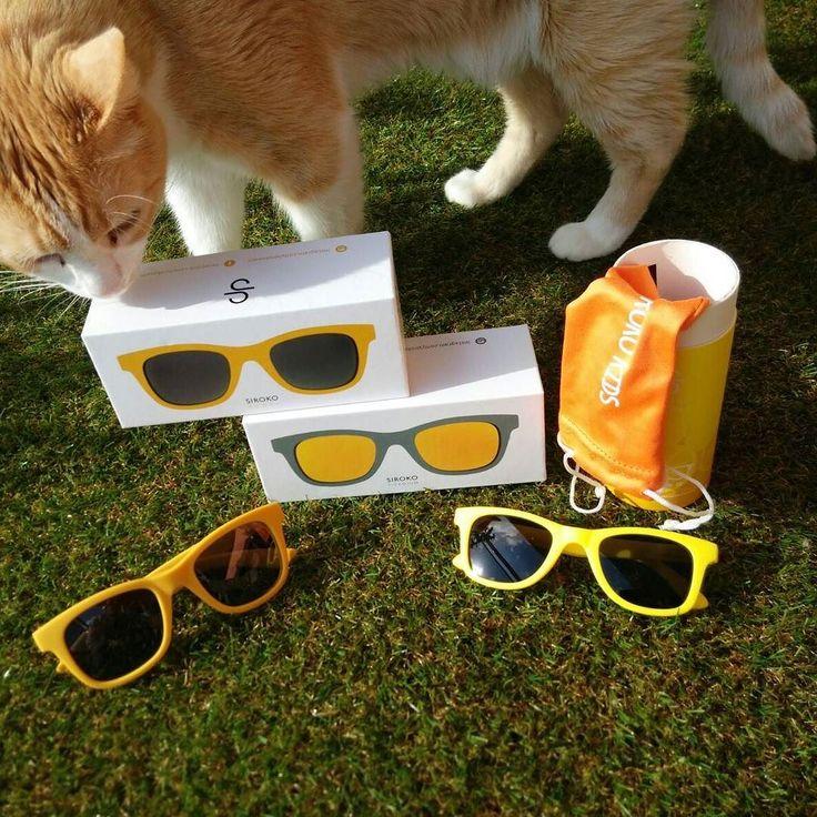 Hoy nos han llegado a casa las gafas molonas de @siroko  En breve os contaremos más cosas sobre ellas.  @sirokofamily
