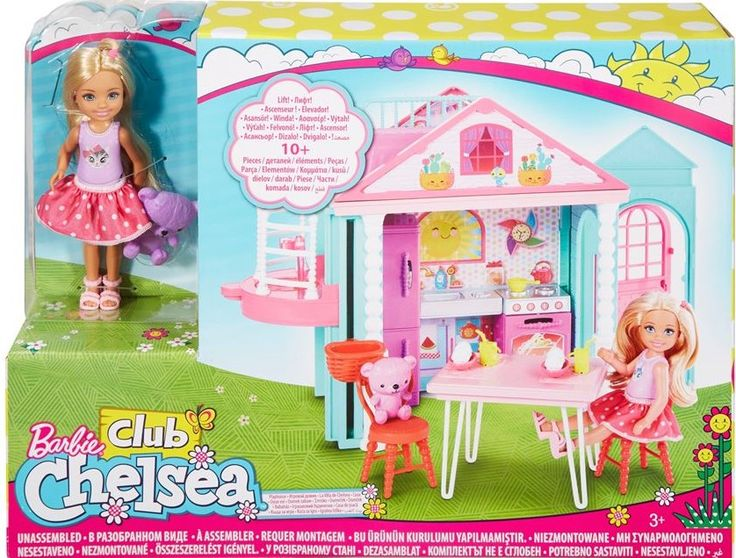1961 – 2017 STRUCTURES/ Playsets – Houses, Furniture and Shops for Barbie, Family and Friends dolls!