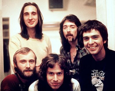 Genesis - the whole gang from the 70's.  Phil, Mike, Tony, Steve, and Peter.