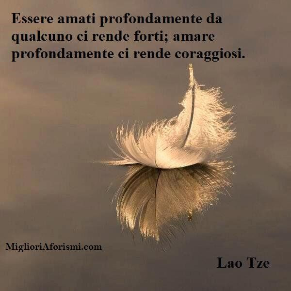 Lao Tze - Aforismi e Frasi