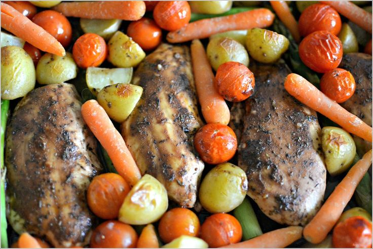 Sweet my Kitchen: Peitos de frango com mel e vinagre balsâmico