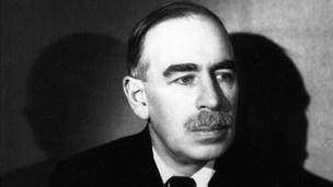 ¿Qué diría Keynes ante la crisis económica actual?  //  En la imagen, John Keynes (1883-1946)