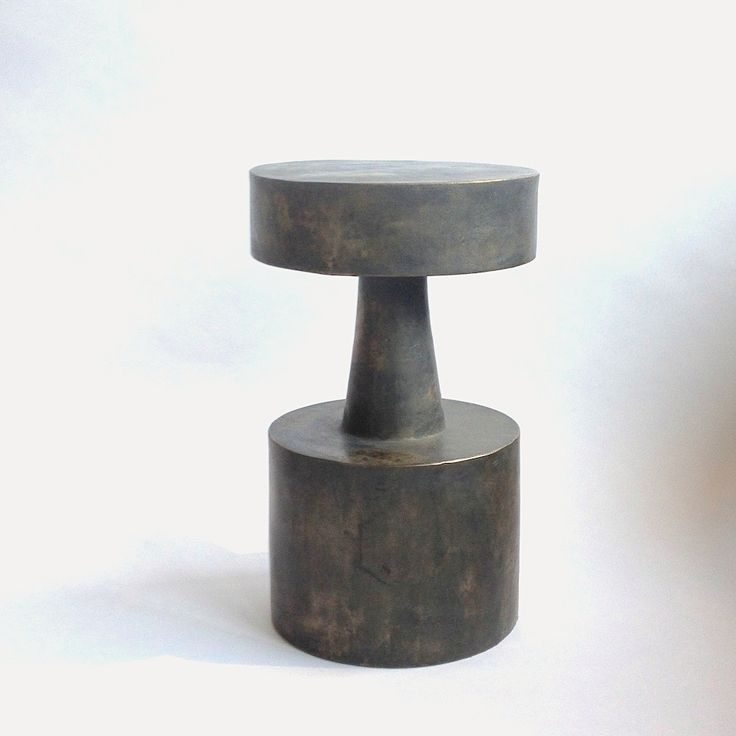 Bronze Spindle Stool  Get started on liberating your interior design at Decoraid in your city! NY | SF | CHI | DC | BOS | LDN https://www.decoraid.com