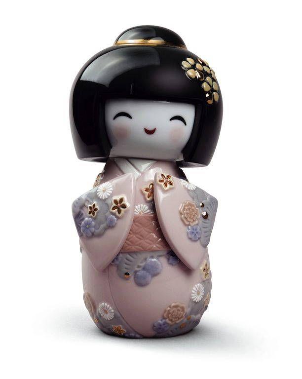 bamboline giapponesi
