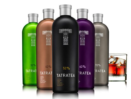 slovak Tatratea! #packaging