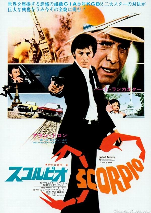 100 Years of Movie Posters: Burt Lancaster | バート