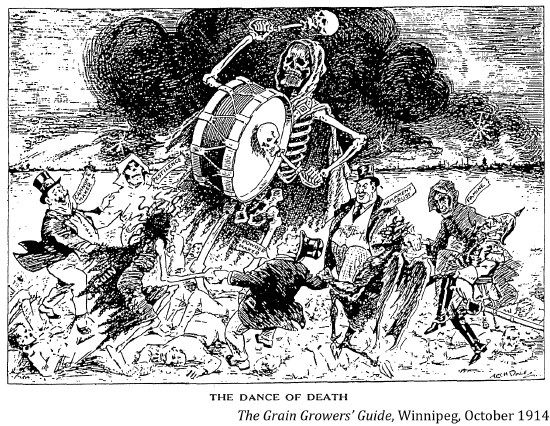 Newspapers across Canada utilized their cartoonists to depict the war abroad through political cartoons. However, unlike the government and the Red Cross, their agendas weren't always pro-war. #cdnhistory #cdnhist #ww1