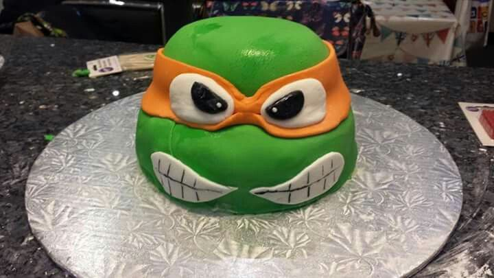 Michael Angelo Cake