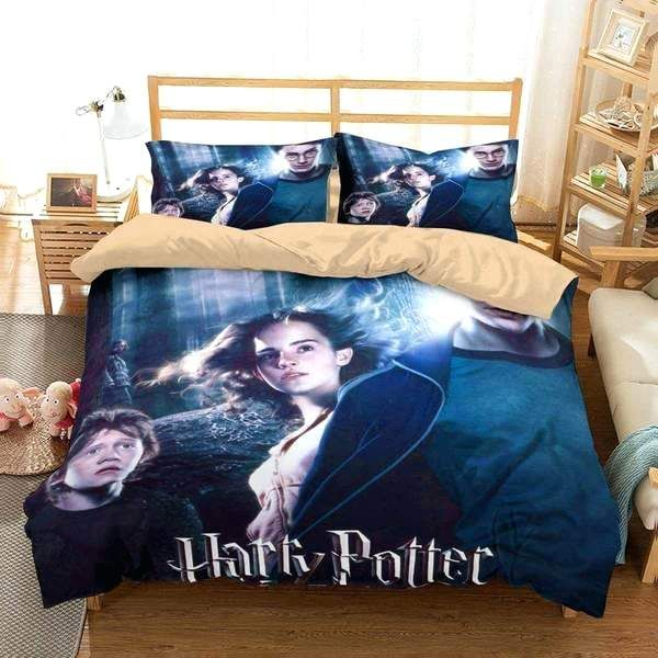 Harry Potter Comforter Set Customize Harry Potter Bedding Set