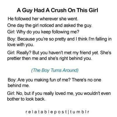 Quotes About Crushes On a Guy