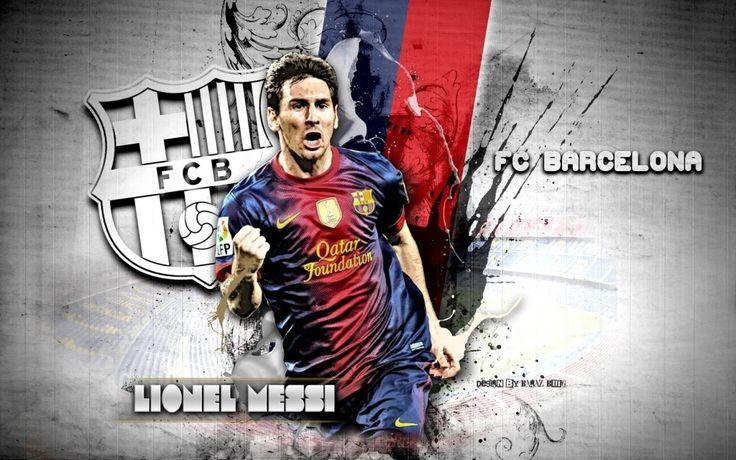 "Lionel ""Messidona"" Messi Barca 2012-2013 HD Best Wallpapers"