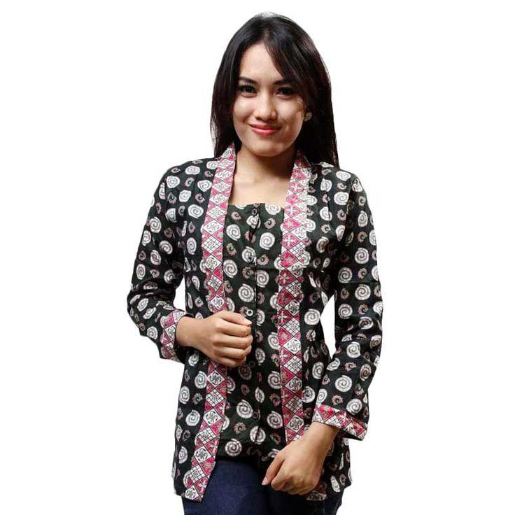 batik blus kebaya