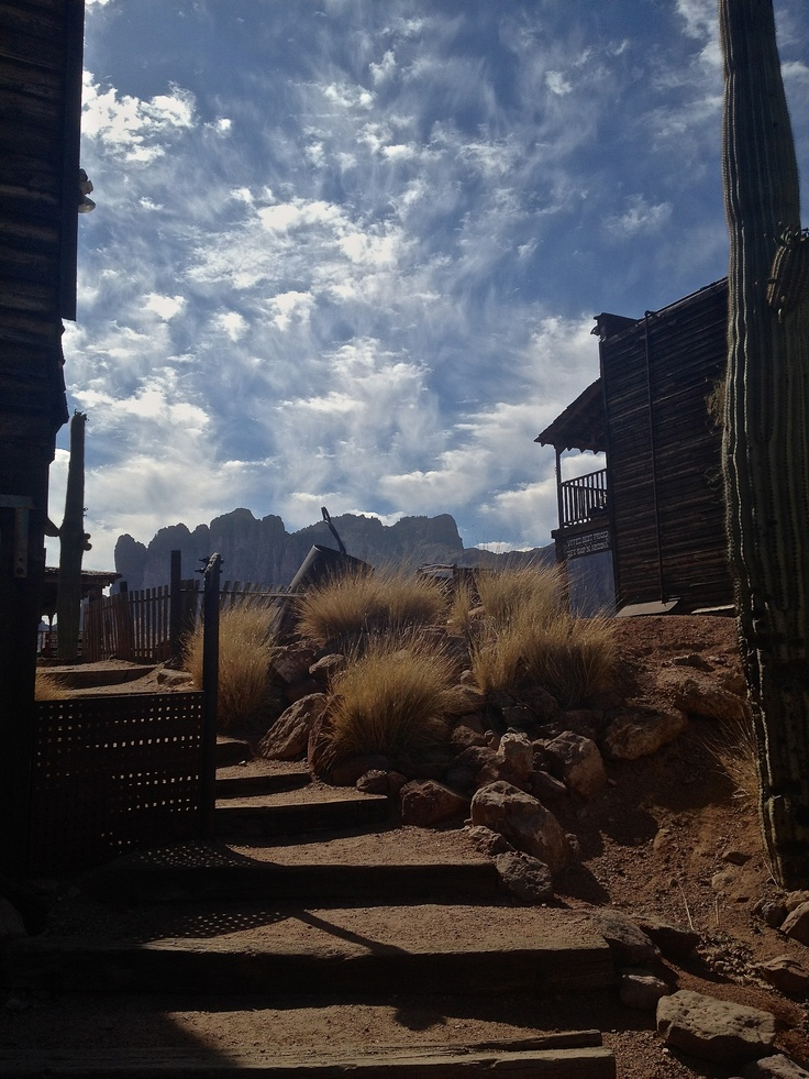 Goldfield - Phoenix - Arizona