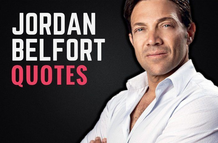Jordan Belfort, the real 'Wolf of Wall Street', is a former stockbroker that was convicted of multiple fraud crimes involving penny stock scams and stock market manipulation. His company, Stratton Oakmont, was turning over millions of
