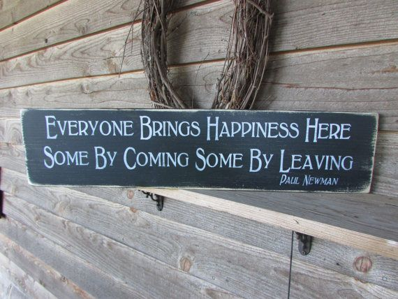 Funny Sign Primitive Country Sign Wood Sign Hand Painted Sign Distressed Sign Humerous Quotes Funny Gift Rustic Sign Home Decor