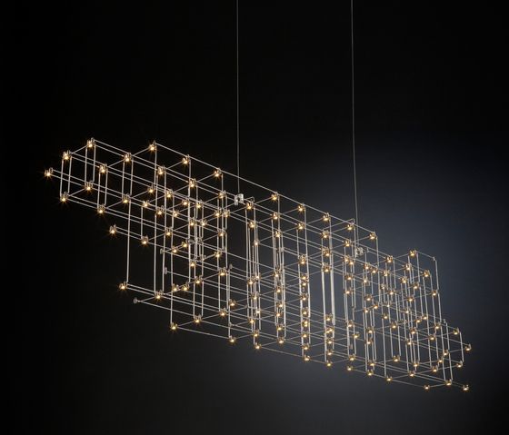 LED-lights | Suspended lights | Orion | Quasar | Jan Pauwels. Check it out on Architonic