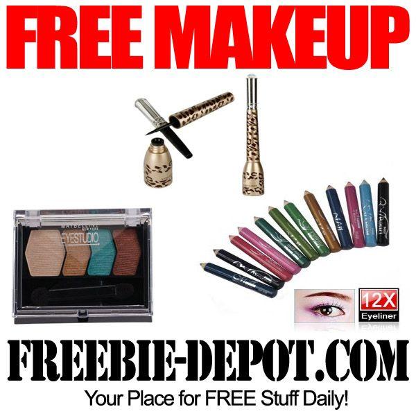 FREE Makeup | Freebie-Depot