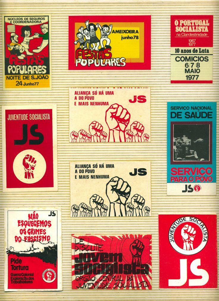 1507 - Partido Socialista e Juventude Socialista (1974-1985)