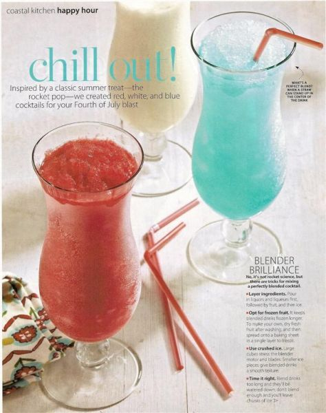 4th july beverage recipes