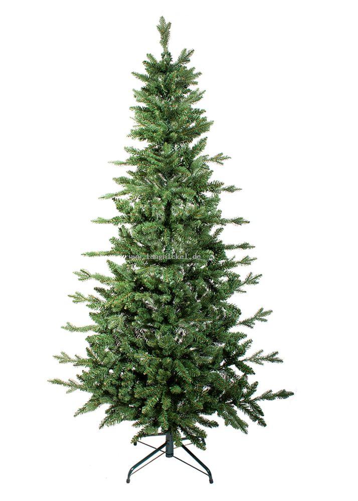 311. Χριστουγεννιάτικο δέντρο - έλατο Slim 210cm (LA40360)