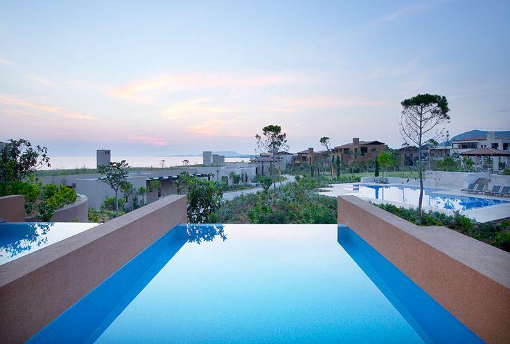 The Romanos, a Luxury Collection Resort, Costa Navarino - Infinity Room view