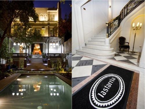 Santiago Chile - Lastarria Boutique Hotel