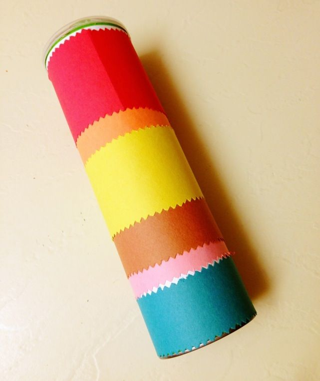 Toddler Activities: Rain Stick Craft Activity — Toddler Activities, Games, Crafts