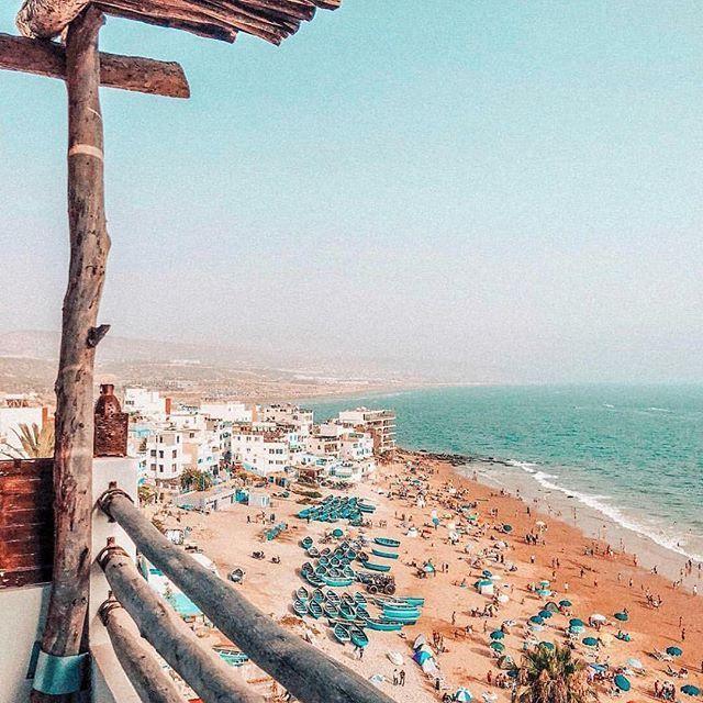 Taghazout Beach Agadir Agadir Morocco Travel Morocco