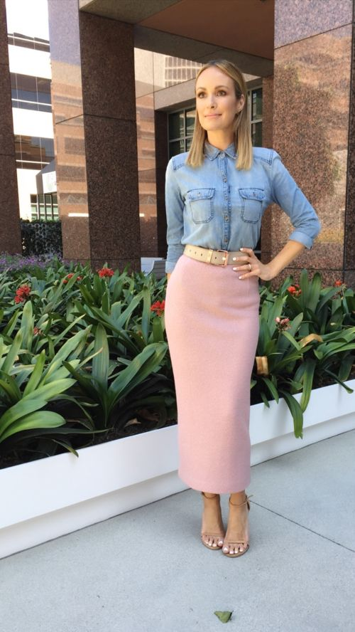 Original Looks — Catt Sadler