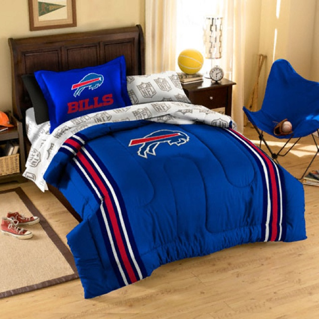 Buffalo Bills Bedding Sports