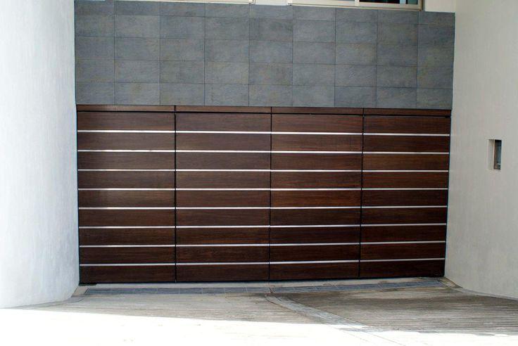 60 best garage doors images on pinterest garage doors - Puertas de cochera ...