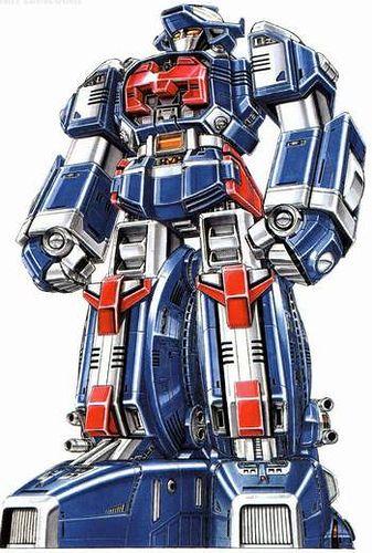 Denji Sentai ..Galaxy Mega