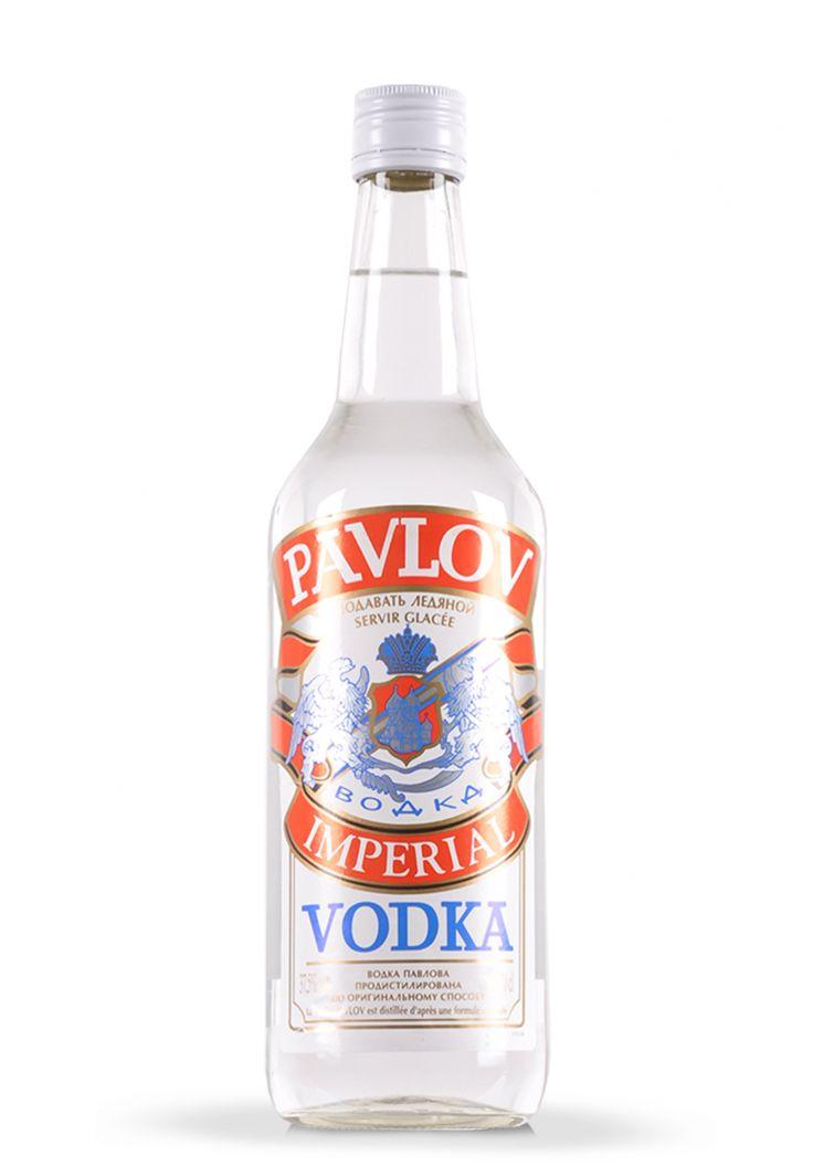 Vodka Pavlov Imperial (0.7L) - SmartDrinks.ro