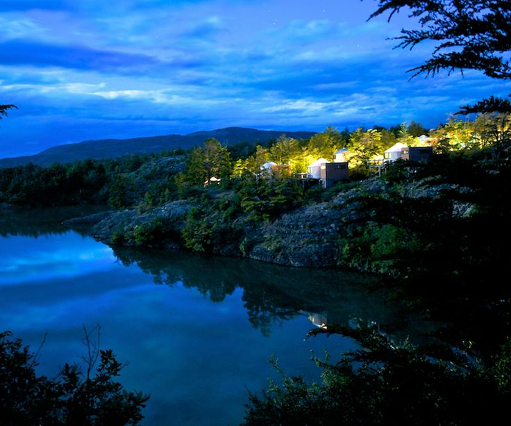 Hotel Patagonia Camp, Torres del Paine http://www.smartrip.cl/hoteles/ver/26