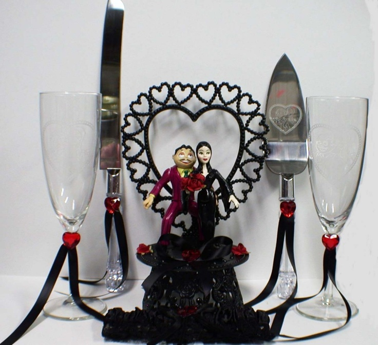 addams family wedding cake topper gomez morticia family wedding cake topper lot ec 10540