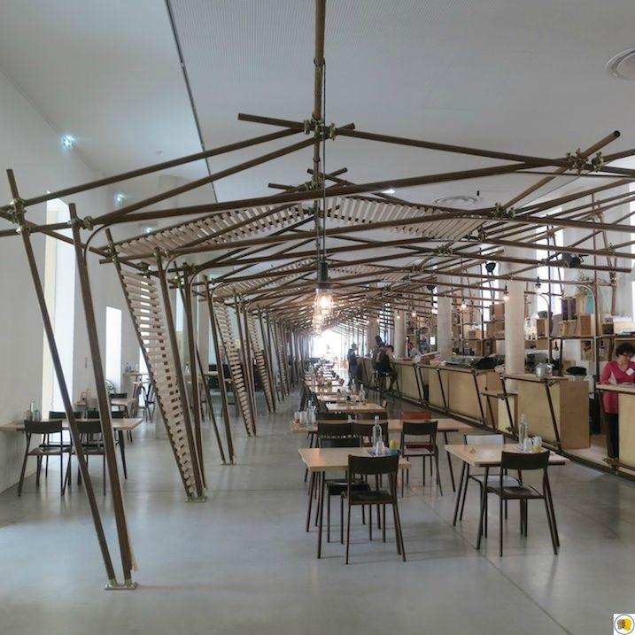 Le Café de La Panacée - Montpellier : La culture, ça donne faim...