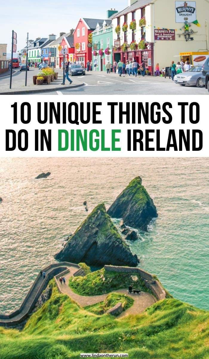 Top 10 Things To Do In Dingle Ireland On Your First Trip – Linda On The Run
